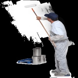 Painted Popcorn Ceiling Removal Lavender SG