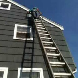 Exterior House Painting Services Fullerton Square SG